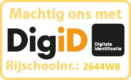 DigiD rijschool